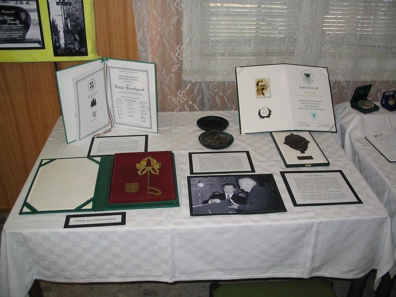 Inámi kiállítás részlet (Fotó: Csáky Károly)