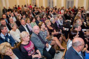 A koncert közönsége (Fotó: Krüger Viktor)