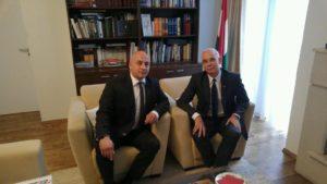 Menyhárt József és Balog Zoltán (Fotó: MKP)