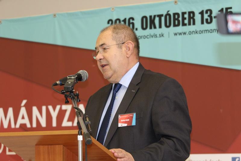 Pásztor István (Fotó: a szerző)