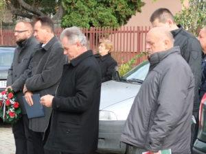 Pócsik József, Ladányi Lajos, Paulisz Boldizsár és Balogh Gábor (Fotó: Tóth Klára/Felvidék.ma)
