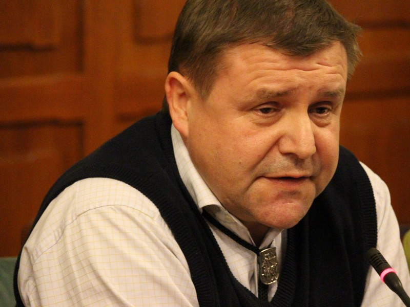 Pallag György (Fotó: SzE)