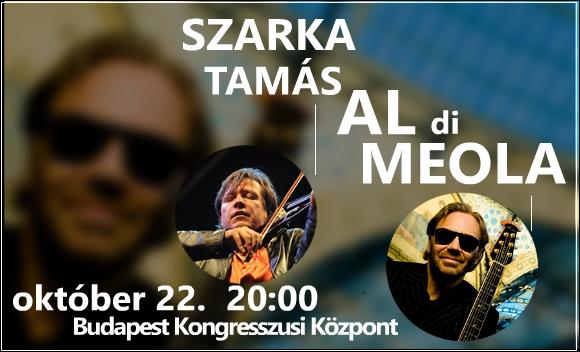 A koncert egyik plakátja