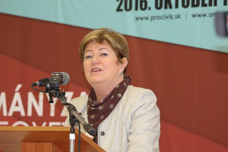 Szili Katalin (Fotó: a szerző)