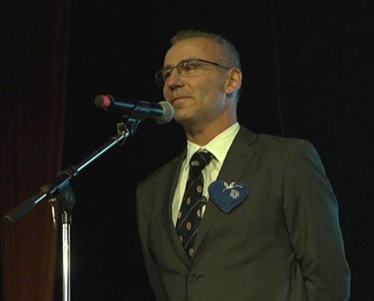 Takács István, a vállalat igazgatója