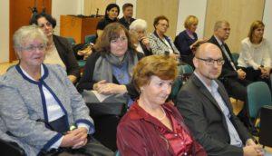 Az ünneplő közönség (Fotó: Oriskó Norbert)