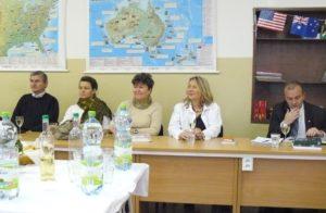 Léván a nemzeti jogvédők, balról jobbra haladva Dr. Petruska Emil, Dr. Menyhárt Gabriella, Dr. Szabó Zsuzsa Bodnárné, Dr. Morvai Krisztina, Dr. Gaudi-Nagy Tamás (Fotó: PH)