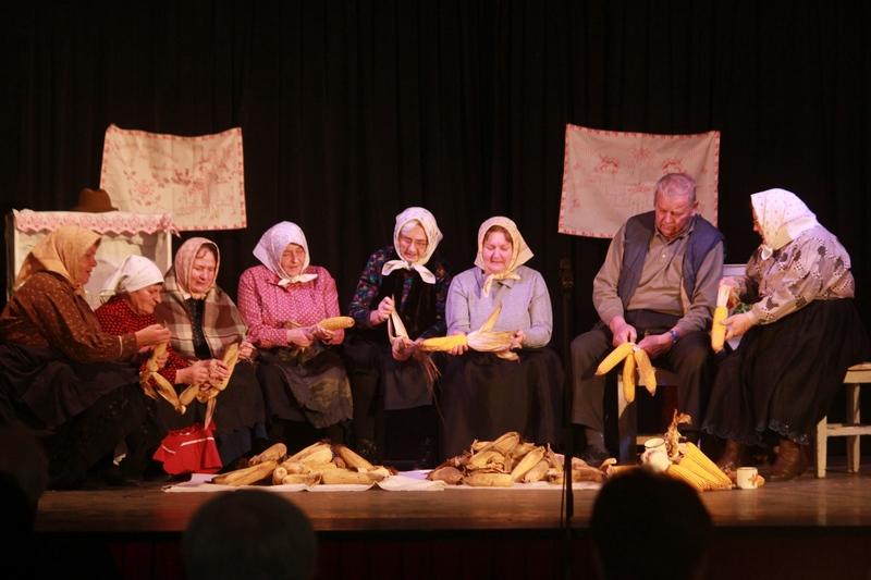 Két díjat is kaptak a csécsi hagyományőrzők (Fotó: Gecse Attila)