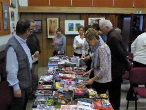 A Reviczky Társulás hagyományos karácsonyi könyvvására