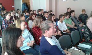 A konferencia résztvevői (Fotó: a szerző)