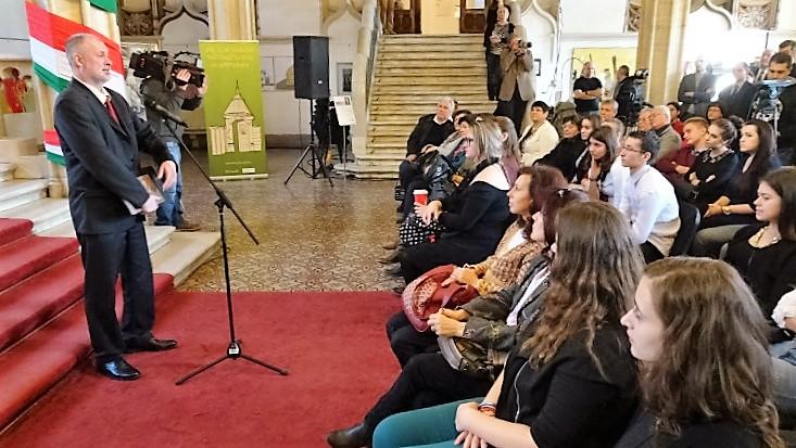 Kántor Zoltán, a Nemzetpolitikai Kutatóintézet igazgatója (Fotó: Gecse Géza/Felvidék.ma)