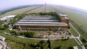 A SES-gépgyár (Kép: kancelárie.sk)