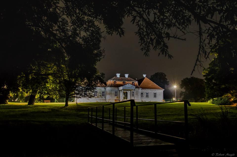 Az Esterházy-kastély (Fotó: Opavsky Krisztián)