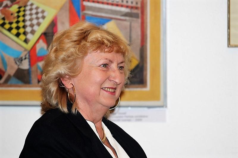 Benyák Mária, hírportálunk munkatársa is tagja a Bécsi Napló szerkesztőségének (Fotó:Neszméri Tünde/Felvidék.ma)