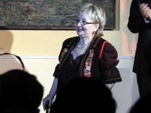 Tokay Rozália, életműdíjas (Fotó: Németh István)
