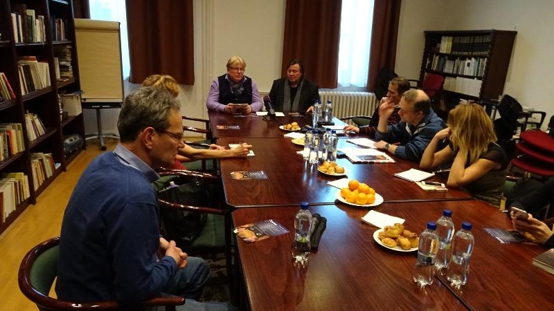 A Ghymes együttes sajtótájékoztatója (fotó: Gecse Géza/Felvidék.ma)