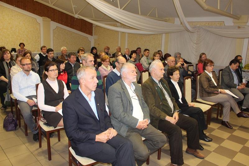 A konferencia résztvevői (Fotó: Szalai Erika/Felvidék.ma)