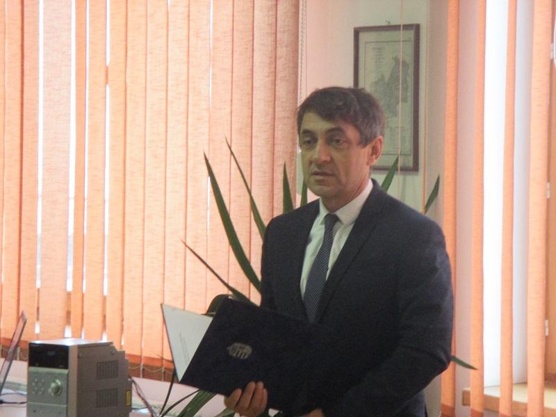 Potápi Árpád János ünnepi beszéde (Fotó: LD)