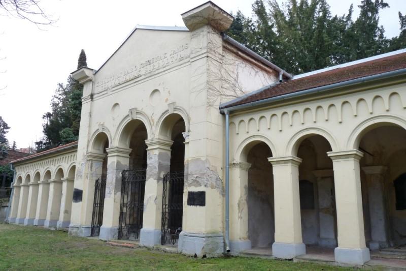 Jeszenák János nyughelye (Kép: somorja.sk)