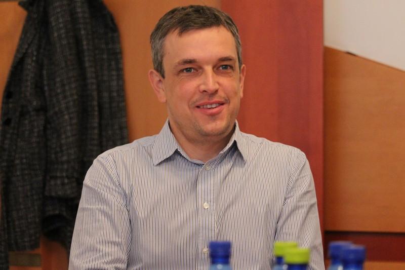 Keszegh Béla alpolgármester (Fotó: Szalai Erika/Felvidék.ma)