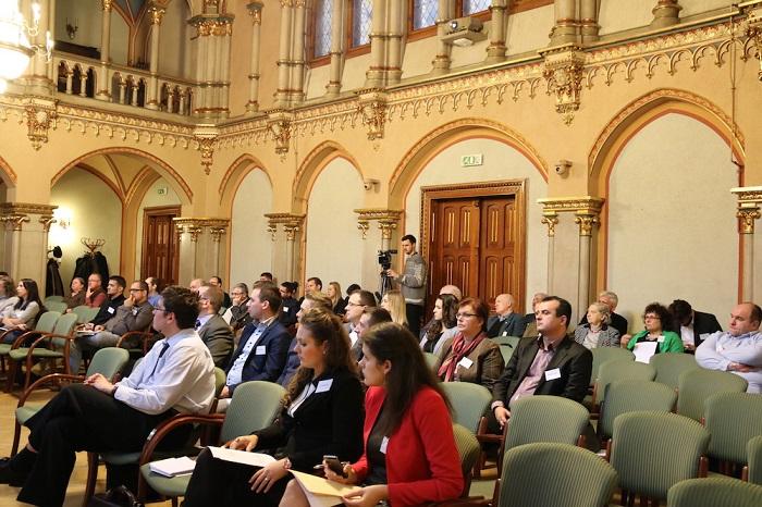 A konferencia közönsége (Fotó: Szinek János/Felvidék.ma)