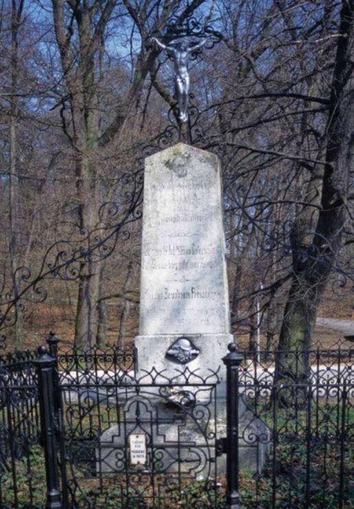 A blumenaui (lamacsi) csata emlékműve a Zerge-hegyen (fotó: slovakiatravel.sk)