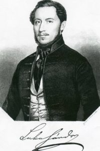 Luka Sándor (Fotó: archív felv, Csáky Károly gyűjteménye)