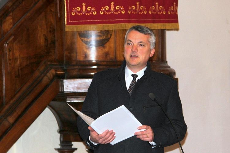 Orémus Zoltán (Fotó: Balassa Zoltán)