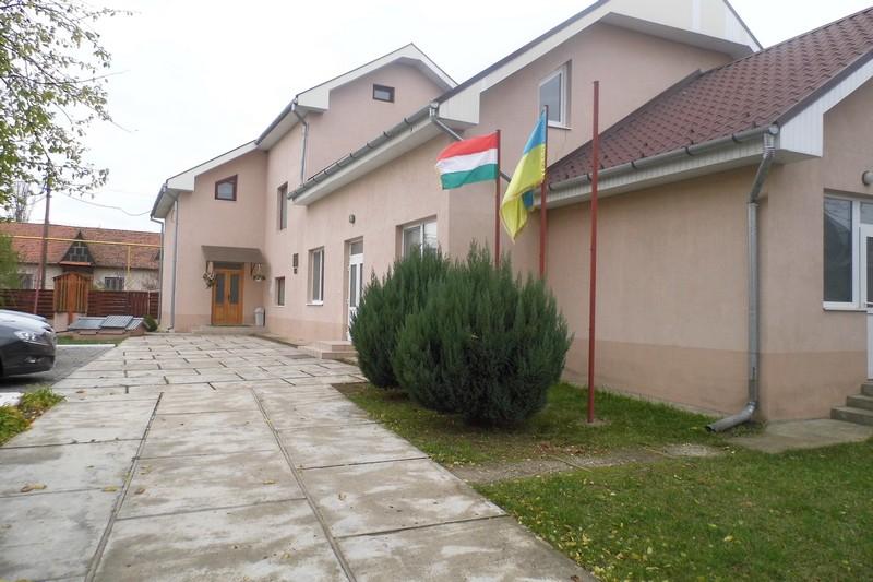 A Szent Mihály Gyermekotthon (Fotó: Beke Beáta/Felvidék.ma)