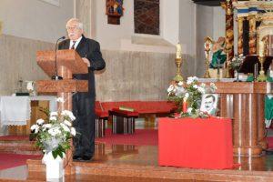 Práznovszky Miklós, a Nobilitas Carpathiae egyesület elnöke (Fotó: Dunajszky Éva/Felvidék.ma)
