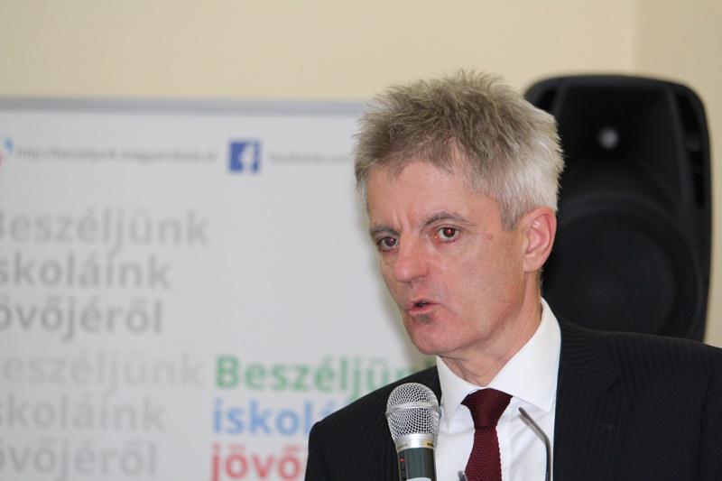 Setényi János (Fotó: Neszméri Tünde/Felvidék.ma)