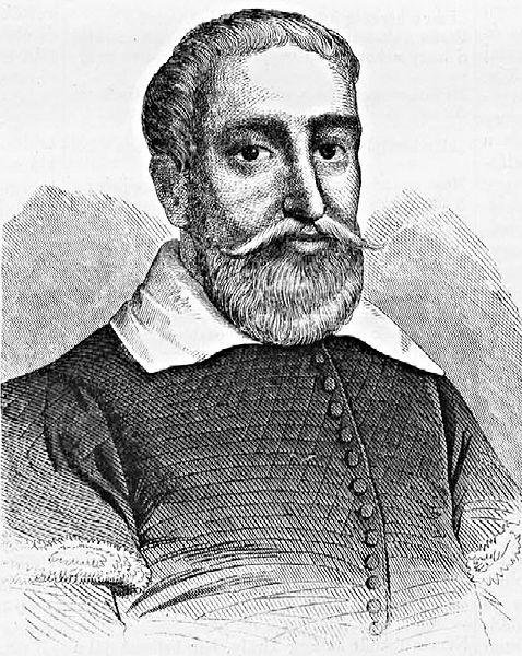 Szenczi Molnár Albert (forrás: wikipédia)