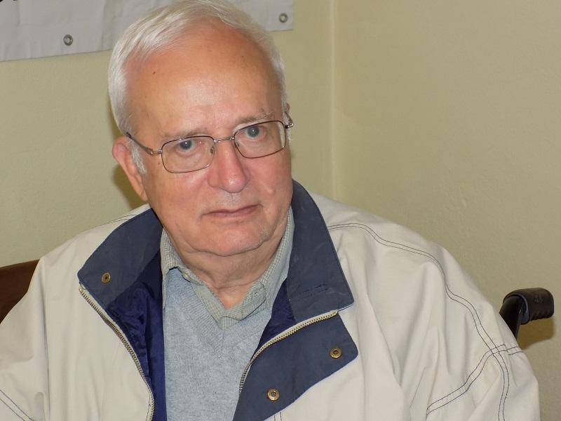 Dr. Varga Gyula (Fotó: Homoly Erzsébet/Felvidék.ma)