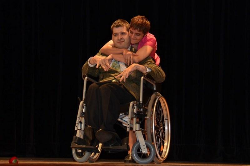 Mindörökké szerelem. Varsányi István és Németh Marcela (Fotó: Csémi Andrea)