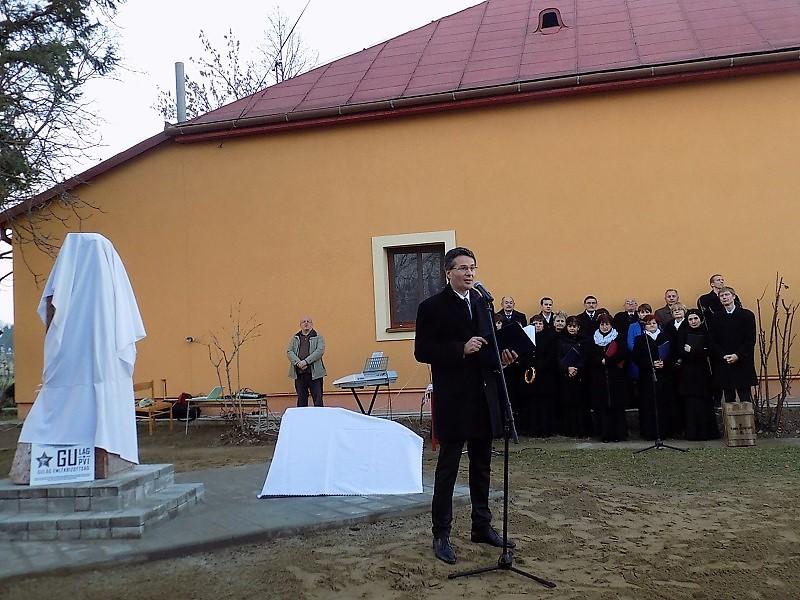 Haraszti Attila, Magyarország Kassai Főkonzulátusának főkonzulja (Fotó: Homoly Erzsó/Felvidék.ma)
