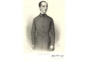 Ipolyi Stummer Arnold 1858-ban Barabás Miklós festményén