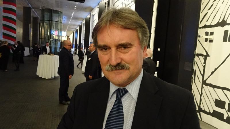 Bárdos Gyula (Fotó: a szerző)