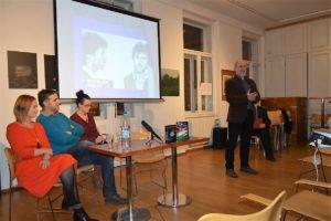 Gustáv Murín, a könyv szerzője (Fotó: Dunajszky Éva/Felvidék.ma)