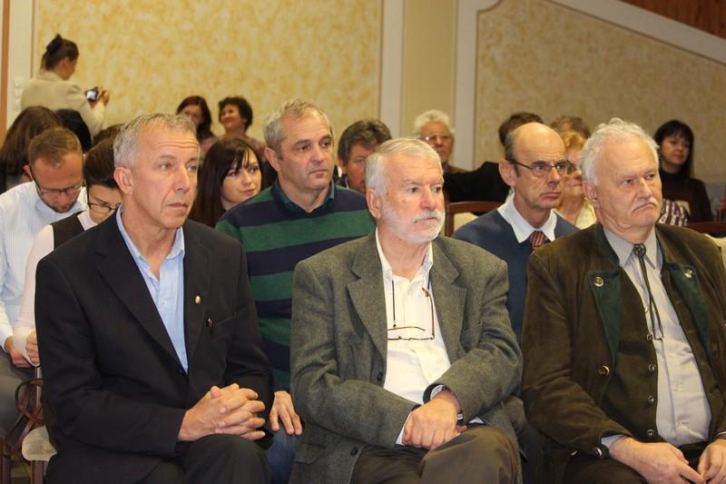 A Százak Tanácsának tagjai az alsóbodoki konferencián (Fotó: Szalai Erika/Felvidék.ma)