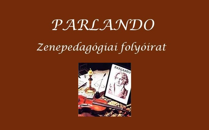 Megjelent a PARLANDO 2021/2. száma