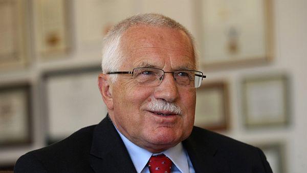 Václav Klaus Mladší Image: Klaus: Orbán Lépései Soros Ellen Bátrak és Szükségesek