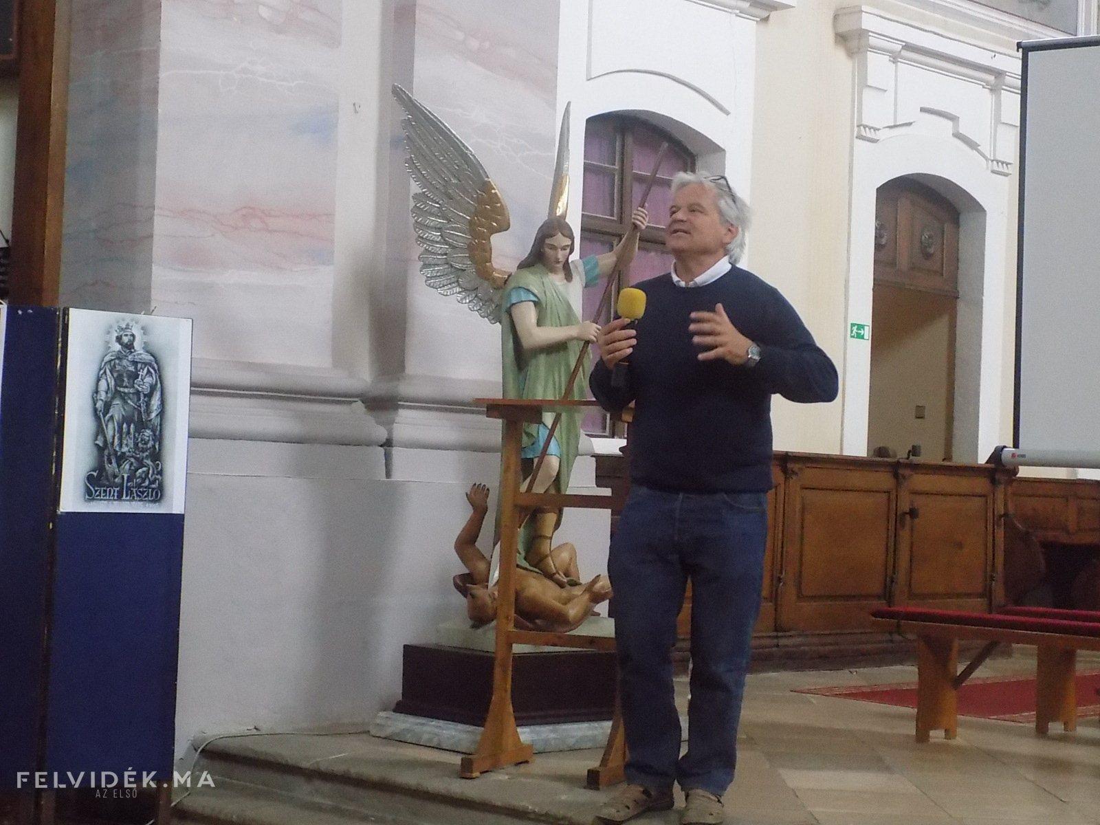A Pátria Rádió október 25-ei katolikus egyházi műsorának előzetese