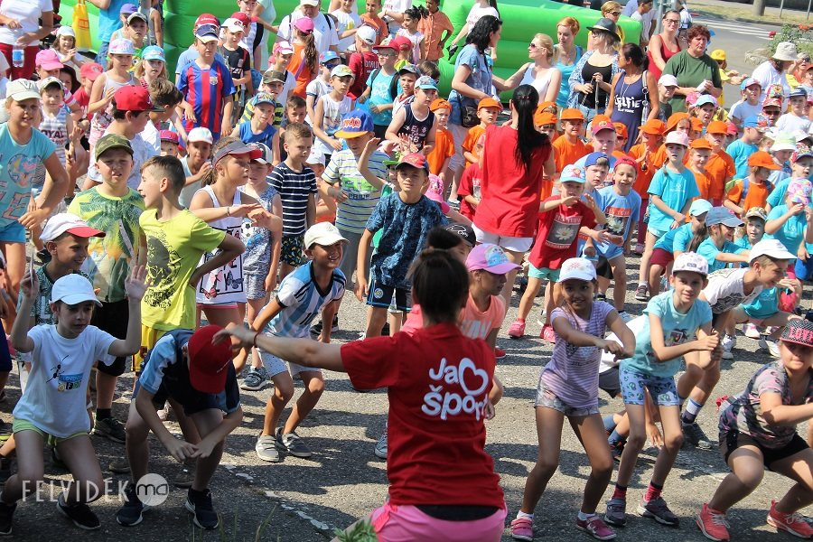 Sportolók bekapcsolódnak az olimpiára