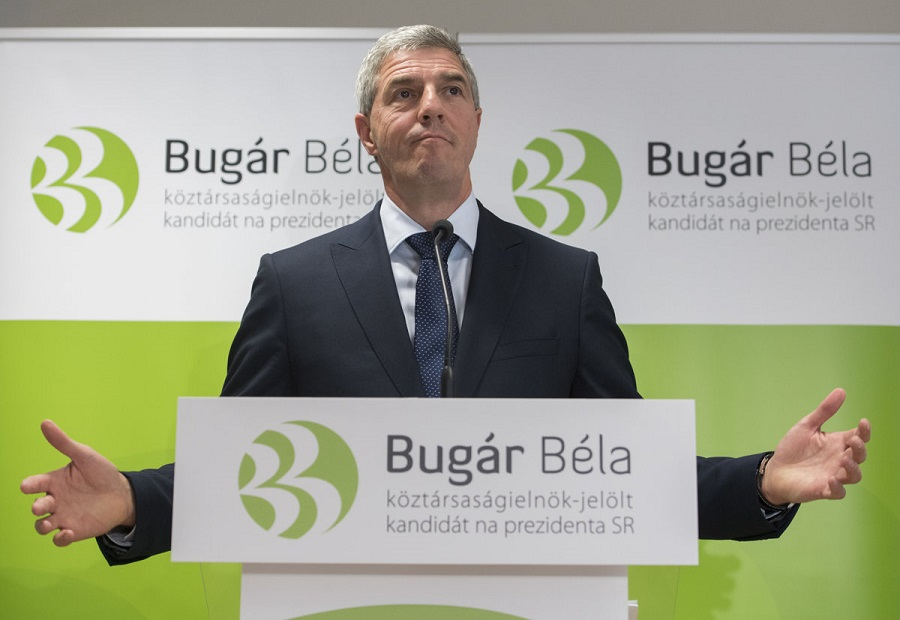 Összegyűltek az aláírások Bugár államfőjelöltségéhez