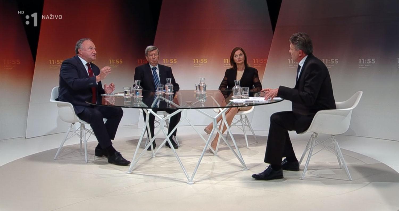 A Sargentini-jelentésről a szlovák köztelevízióban