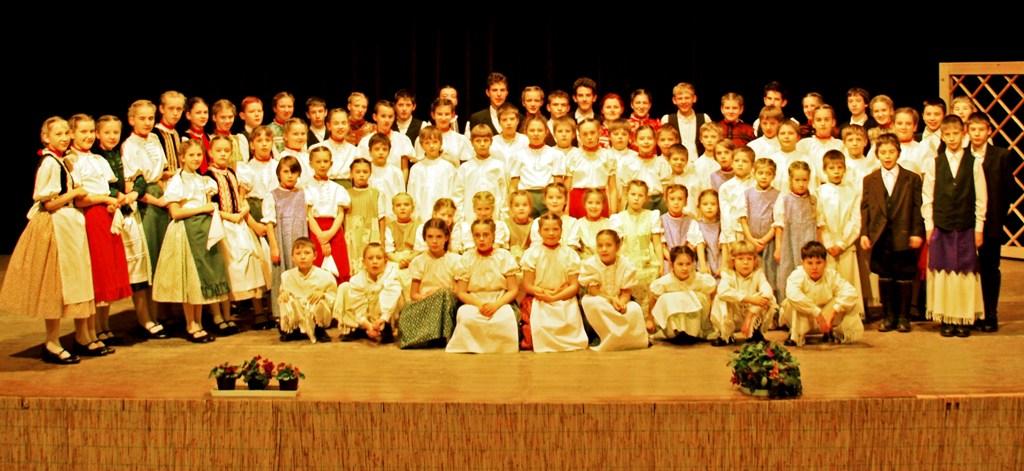 A tíz éves Iglice 2006-ban