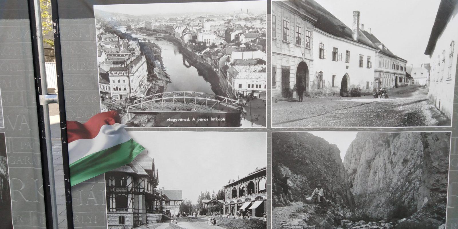A történelmi Magyarország 160 képen