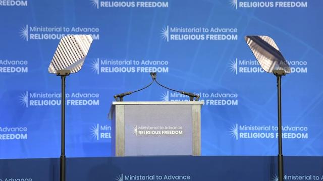 Nincs világjárvány okozta szünet a vallásüldözésben