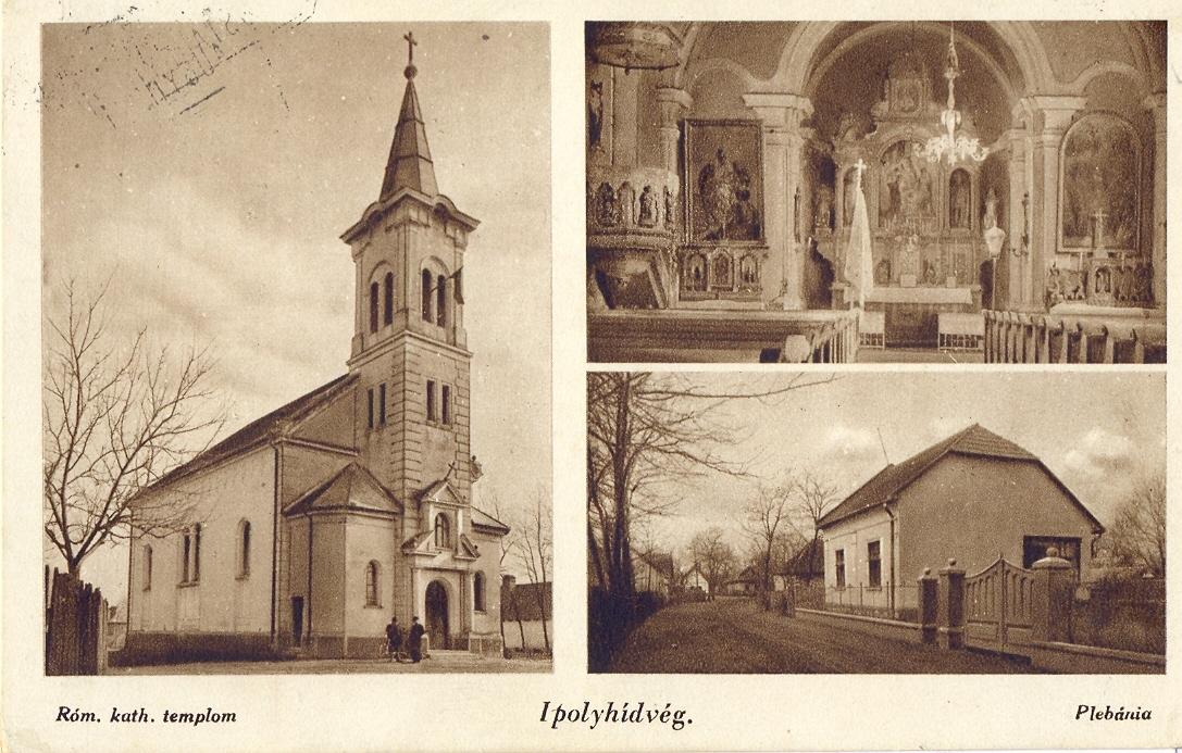 Egy településünkkel kapcsolatos 1938 utáni adatok anyomtatott kiadványokban