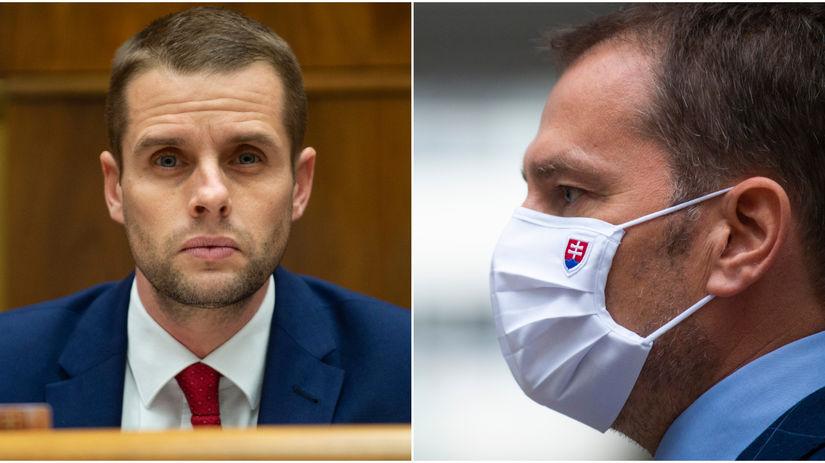 """Diplomáciai botrányt kavart, hogy Matovič """"eladta"""" Kárpátalját az oroszoknak"""